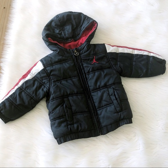 0835c1ab0f3d48 Jordan Other - 18M Air Jordan ~ Zip Down Winter Coat